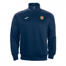 Ballynahinch Olympic FC Combi 1/4 Zip Navy Adults 2019